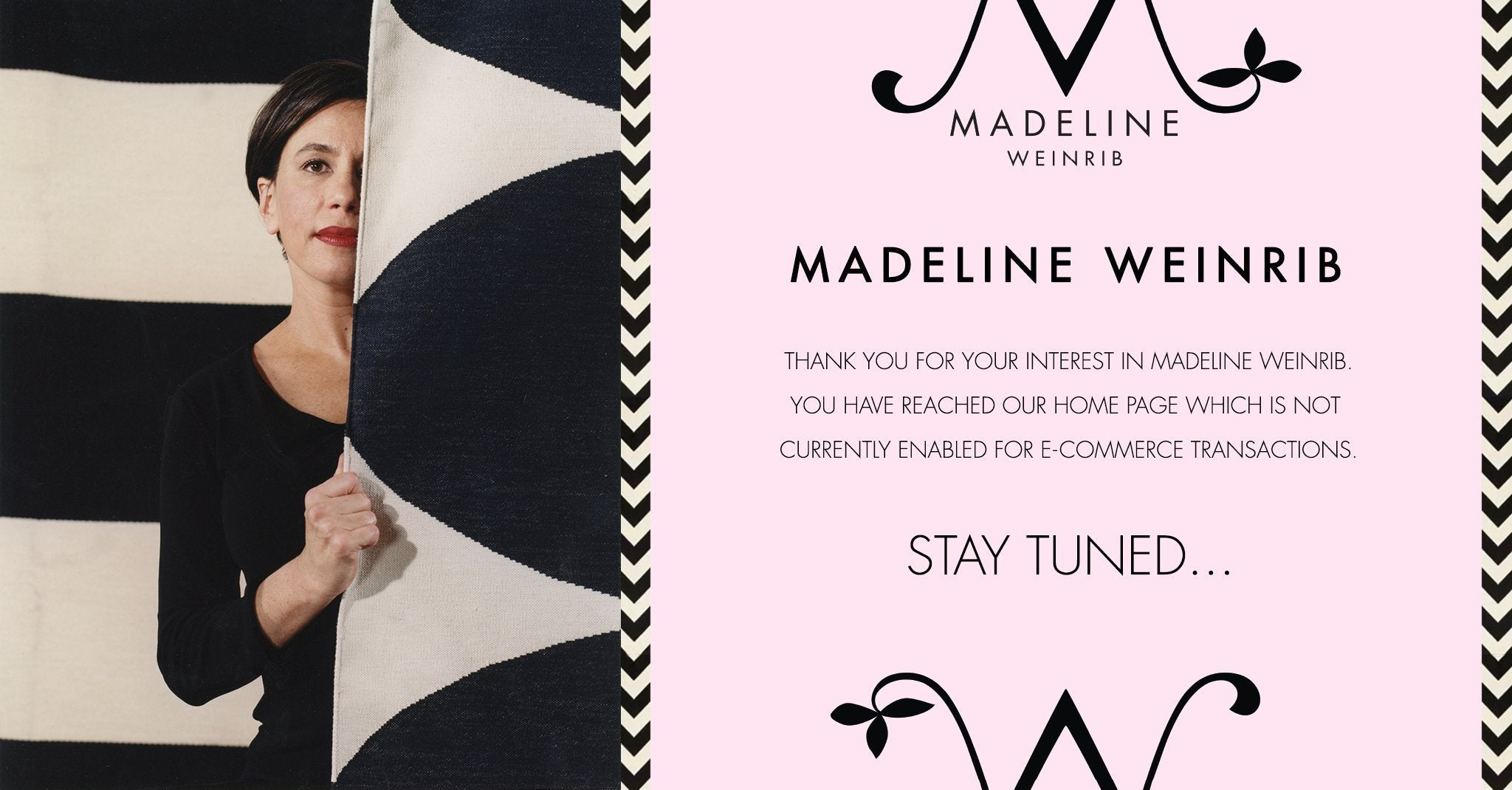 Madeline Weinrib Botanicals Collection