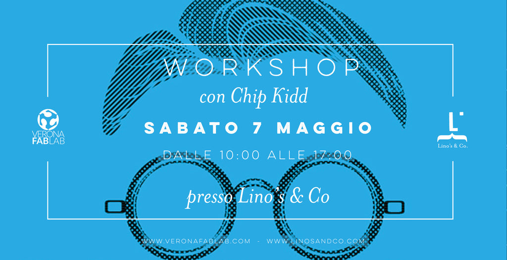 Workshop con Chip Kidd