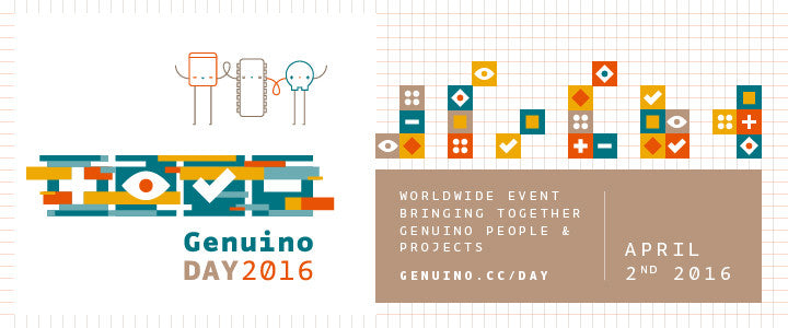 Arduino-Genuino Day 2016
