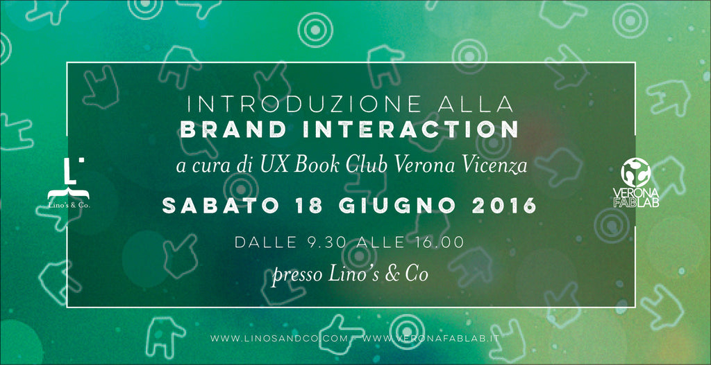 UX Book Club. Introduzione alla Brand Interaction.