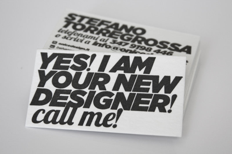 Stefano Torregrossa business card
