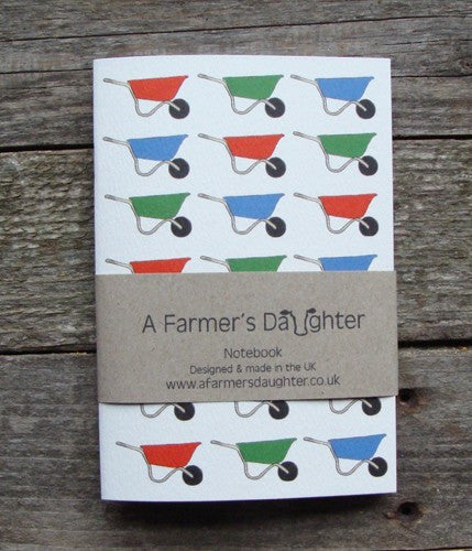 notebook A farmer's daughter - Lino's & Co
