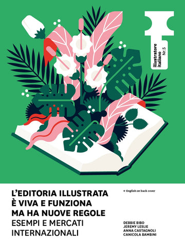 "Magazine ""illustratore italiano"" numero 5"
