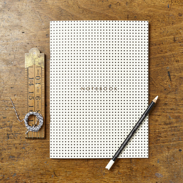 "Notebook ""Mini Polka Dot"""