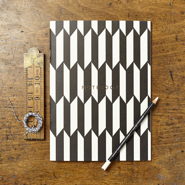 "Notebook ""Chevron"""