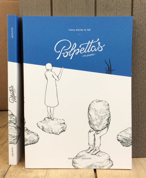 "Magazine ""Polpettas on paper"" #ONE"