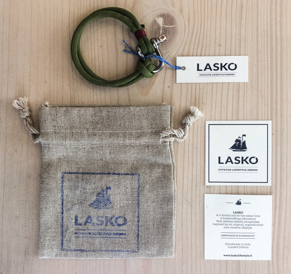 Braccialetto Lasko Lifestyle - Lino's & Co