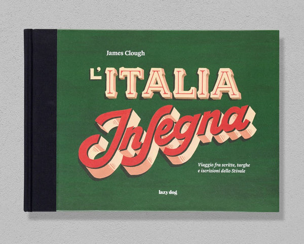 "Libro ""L'Italia insegna"" di James Clough"