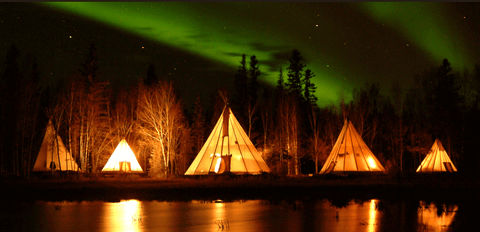 Aurora Village in Yellowknife, Canada | AGOOA Blog | Travel & Adventure | AGOOA Jewelry