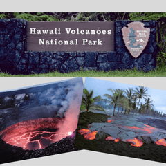 Hawaii Volcanoes National Park | AGOOA Blog | Natural Jewelry | Travel and Adventure