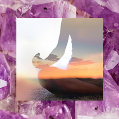 Mind and Soul Meditation |AGOOA Blog | Natural Jewelry | Amethyst Gemstone