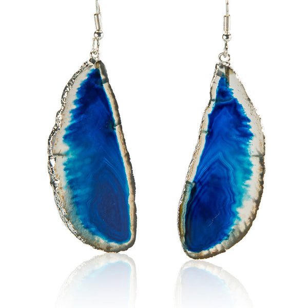 Ocean Love Earrings - AGOOA Inspiring and Natural Jewelry that Empowers You