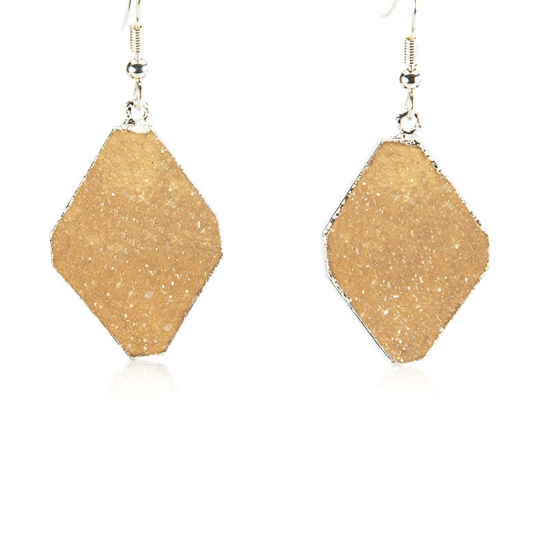 Shine Bright Like a Diamond Earrings - AGOOA Inspiring and Natural Jewelry that Empowers You