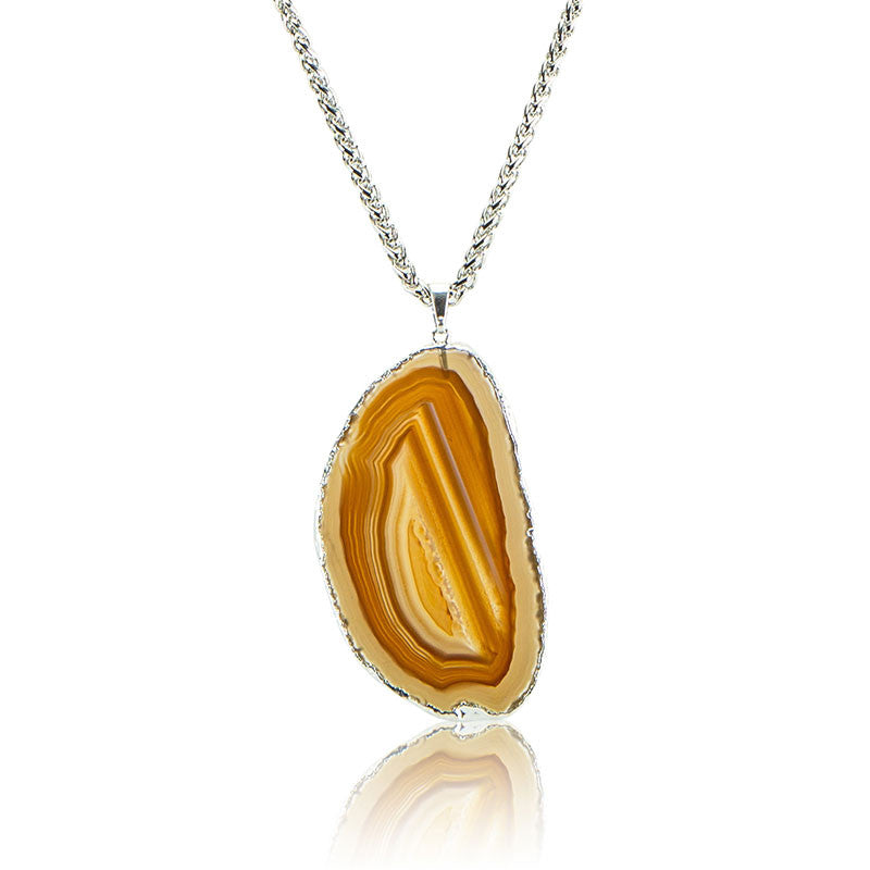 Radiant Sunbeam Necklace - AGOOA Inspiring and Natural Jewelry that Empowers You