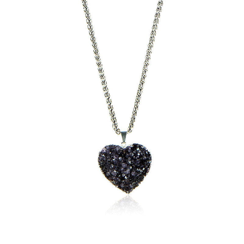 The Fiercest Heart Necklace - AGOOA Inspiring and Natural Jewelry that Empowers You