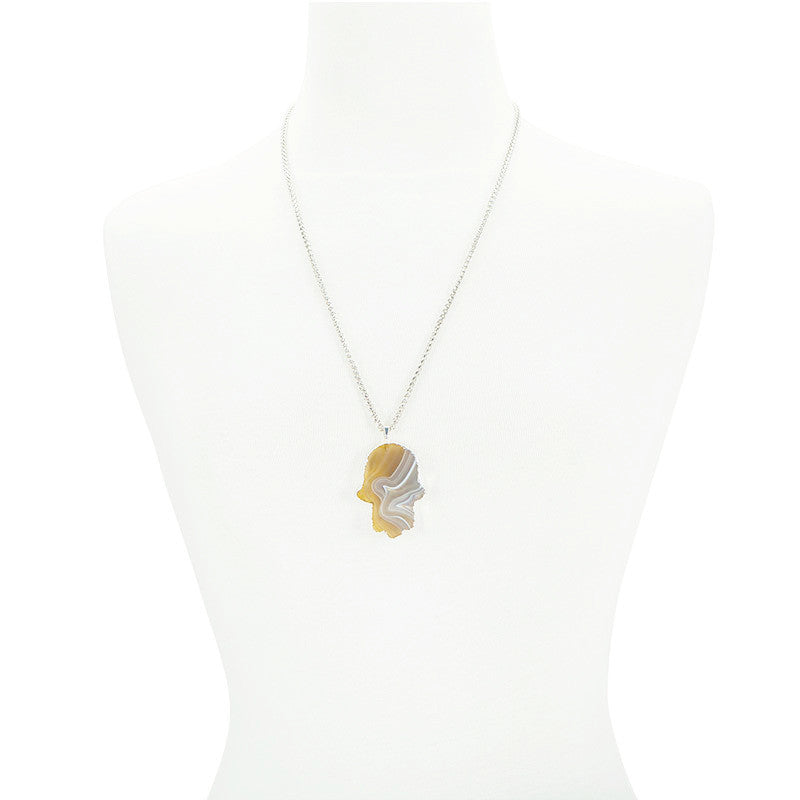 In Fate's Hands Hamsa Necklace - AGOOA Inspiring and Natural Jewelry that Empowers You