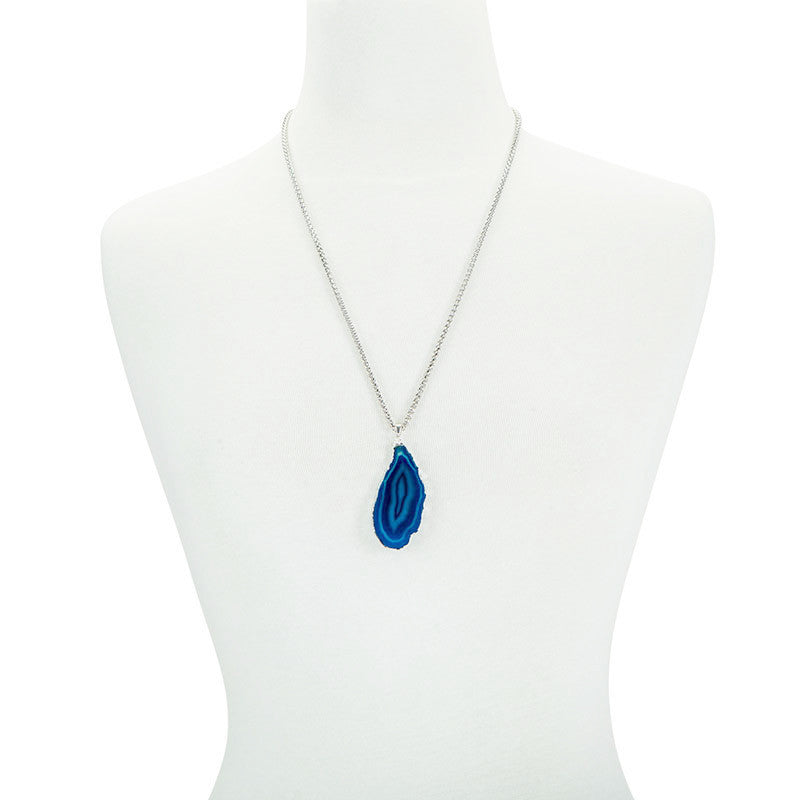 Serene as the Sea Necklace - AGOOA Inspiring and Natural Jewelry that Empowers You