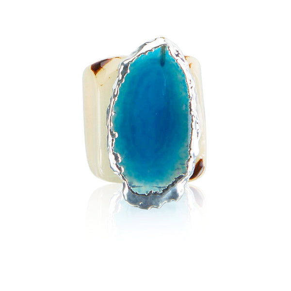 As the Rain Falls Ring - AGOOA Inspiring and Natural Jewelry that Empowers You