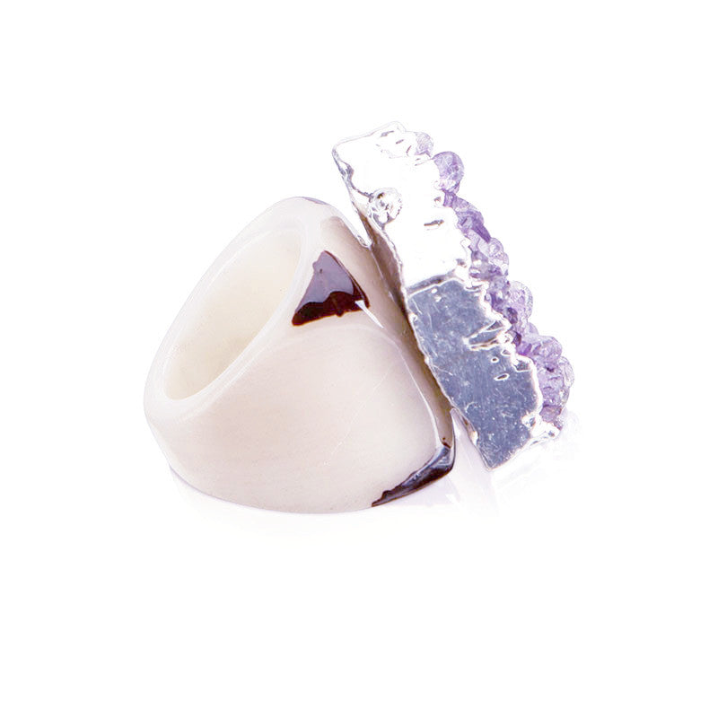 Tranquil as the Rainforest Ring - AGOOA Inspiring and Natural Jewelry that Empowers You