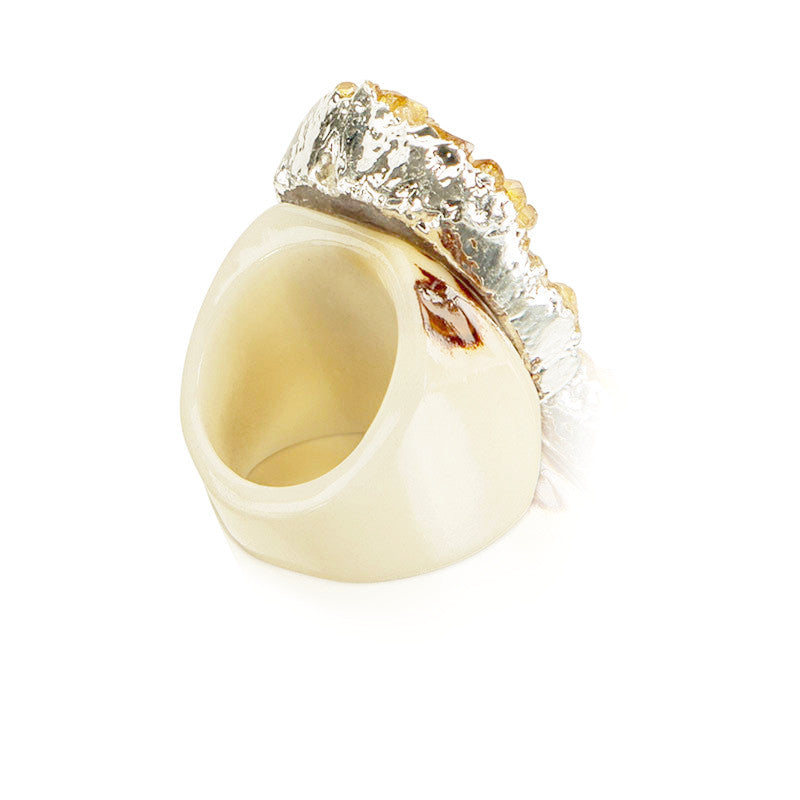 Hidden Secrets of the Rainforest Ring - AGOOA Inspiring and Natural Jewelry that Empowers You