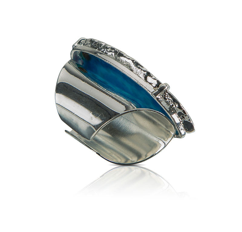 The Deepest Ocean Ring - AGOOA Inspiring and Natural Jewelry that Empowers You