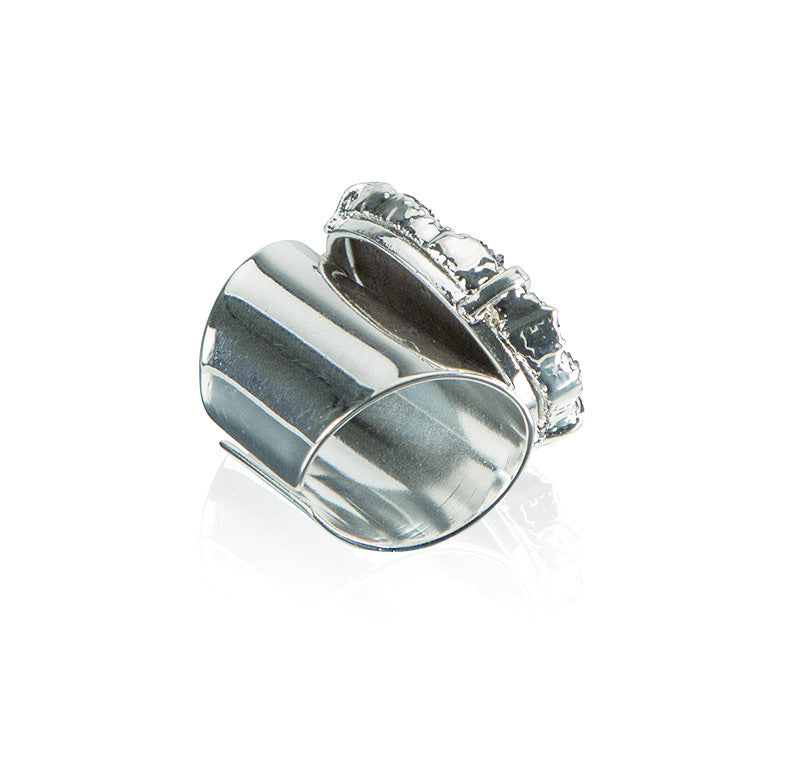 In the Heart of the Oceans Ring - AGOOA Inspiring and Natural Jewelry that Empowers You