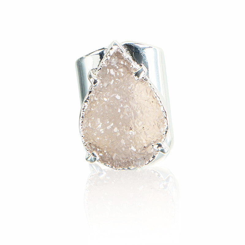 Dew Drop Gemstone Ring - AGOOA Inspiring and Natural Jewelry that Empowers You