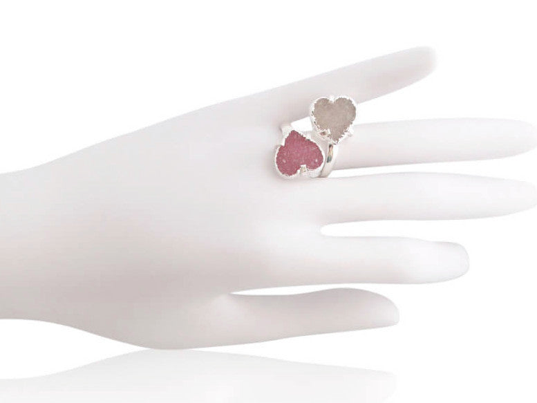 Love Amplified Ring - AGOOA Inspiring and Natural Jewelry that Empowers You