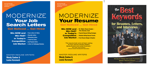 modernize your resume and other uncommonly valuable career book