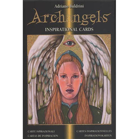 Archangels Inspirational Cards by Adriano Buldrini