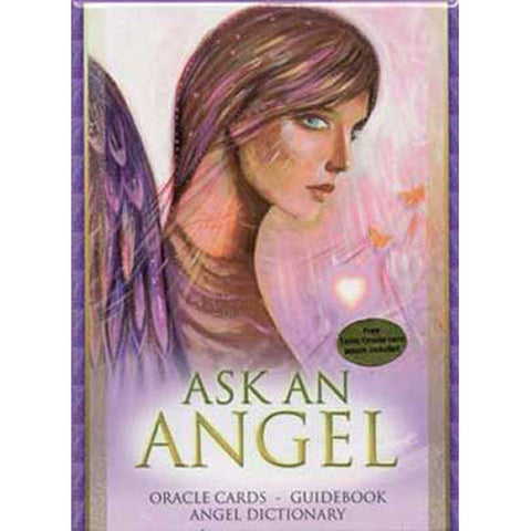Ask an Angel Oracle by Salerno and Mellado