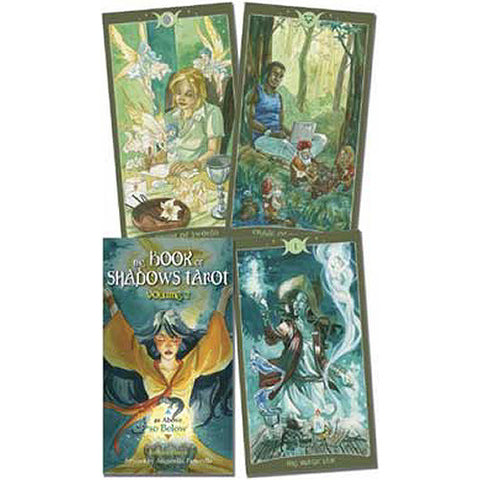 Book of Shadows Vol. 2 Tarot by Moore and Ariganello