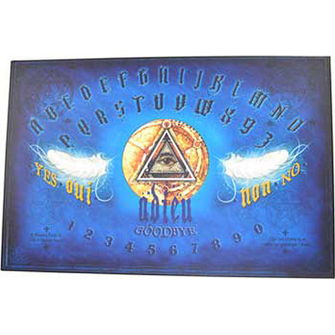 Feathers Psychic Oracle Ouija Board by Charme et Sortilege