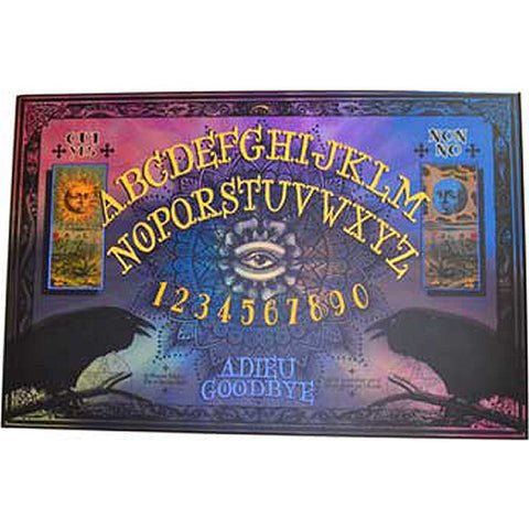 Ravens Psychic Oracle Ouija Board by Charme et Sortilege