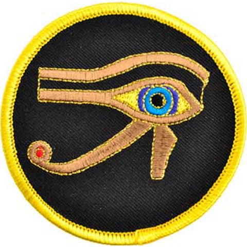 Eye of Horus Sew-On Patch