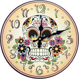 Day of the Dead Clock