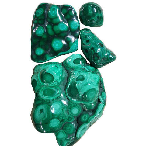 Malachite Free Shape 5 lb.