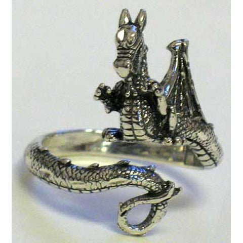 Dragon Adjustable Ring