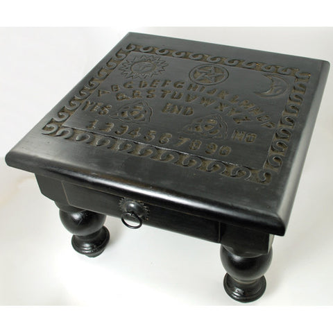 Spirit Board Altar Table with Drawer