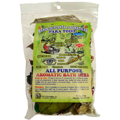 All Purpose Aromatic Bath Herb