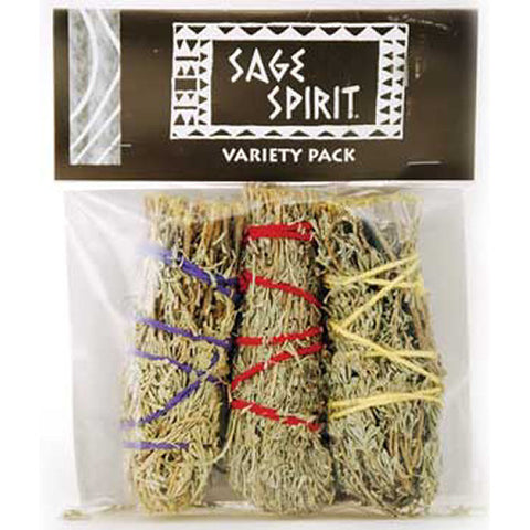 Variety Smudge Stick (3-pack)