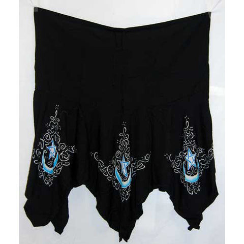 Celtic Moon Long Skirt