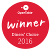 diner's choice 2016