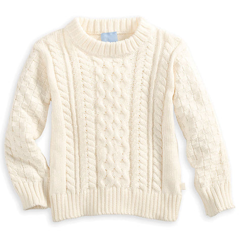Bella Bliss Milo Pullover in Cream