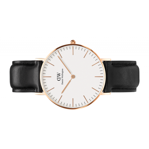 Sheffield 36mm Women's Watch in Silver w/White Dial