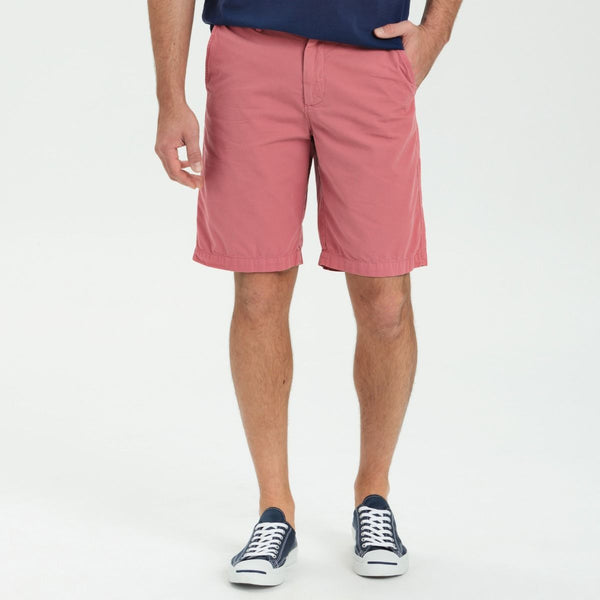 Johnnie-O Derby Shorts in Malibu Red