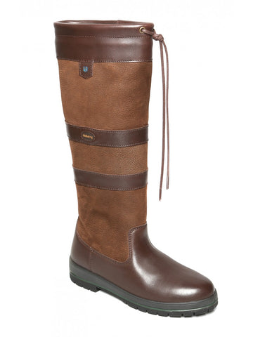 Dubarry Galway Women's Boot in Walnut