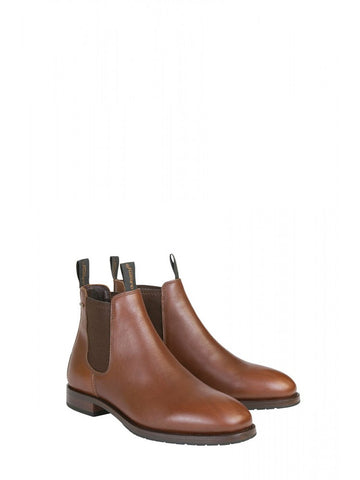 Dubarry Kerry Men's Leather Ankle Boot in Chestnut