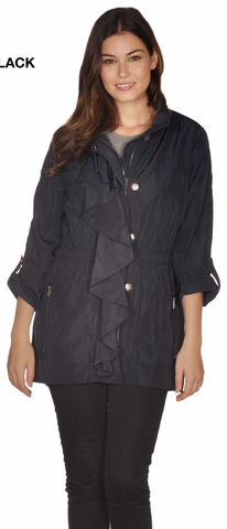 Ciao Milano Gloria Jacket in Black