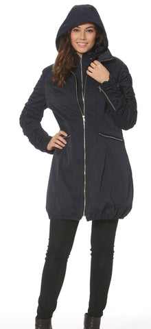 Ciao Milano Elena Jacket in Navy